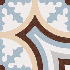 1900: Beltri Celeste - 20x20cm. | Floor Tiles - Gres | VIVES Azulejos y Gres S.A.