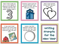 new year mini wiring pack dear future me letter writing prompts for centers