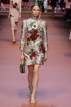 Dolce & Gabbana, Look #63