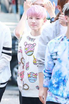 #Seventeen(세븐틴)#Woozi