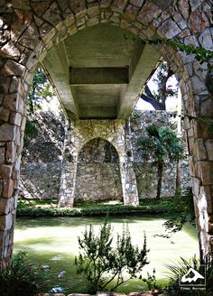 Bridge in San Antonio,Texas
