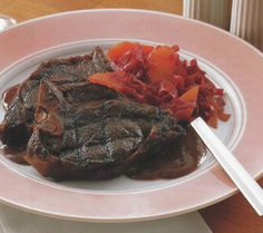 Sweet & Spicy Venison Loin Chops...Also an excellent recipe to use for Wild Boar (Hog) Chops.