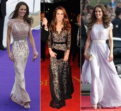 love her style. If only I had reason to wear such beautiful dresses.