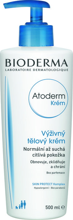 Účinný krém na suchou pokožku. Creme, Soap, Personal Care, Bottle, Beauty, Sensitive Skin, Fragrance, Beleza, Flask