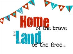 Tattered and Inked: Free Fourth of July Printable
