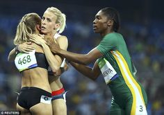 Britain's Lynsey Sharp yesterday reignited the row over controversial South…