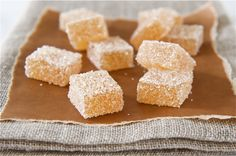 Another great gift: Camomile Smoked Pear Pastilles - More #Thermomix gifting ideas at: http://www.superkitchenmachine.com/2012/17688/thermomix-gift-recipe.html