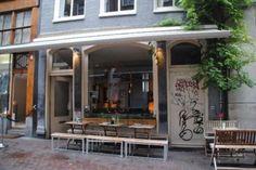 restaurant zonder naam - wolvenstraat 23 - amsterdam