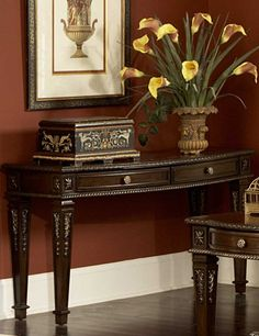 Homelegance Palace Sofa Table Price: $364.00