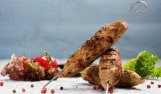 Kebab with ground meat - Keto from the orient Keto Kebab Keto Foods, Ketogenic Recipes, Keto Recipes, Healthy Recipes, Ketogenic Diet, Free Recipes, Ground Lamb, Ground Meat, Cumin Lamb