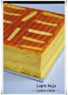 Lynara Cakes: Lapis Cream Cheese (Keju)