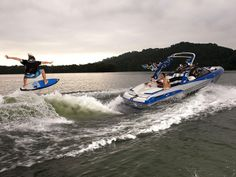 The Award-Winning Malibu 23 LSV wakeboarding boat dominates on the water, and in the market. It's not only our best-selling boat — it's also the best-selling wakeboard boat ever. Ski Boats, Motor Boats, Wakeboarding Girl, Malibu Boats, Wakeboard Boats, Sup Surf, Parasailing, Fishing Boats, Water Sports