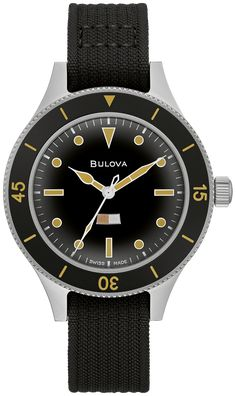 Iwc, Breitling, Sport Watches, Watches For Men, Change Colour, Bulova Watches, Latest Watches, Limited Edition Watches, Nato Strap