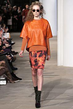 Fall 2012 Ready-to-Wear  Cynthia Rowley - Runway