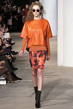 Fall 2012 Ready-to-Wear  Cynthia Rowley - Runway
