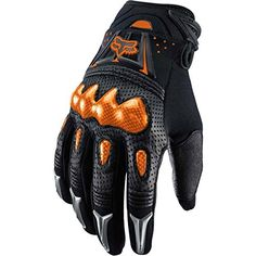 Fox Racing Bomber Men's MotoX Motorcycle Gloves – Black/Orange / X-Large Fox Racing Bomber Men's MotoX Motorcycle Gloves - Black/Orange / X-Large Fox Racing is a leading manufacturer of Sportswear and Off-Road gear Offering high quality t-shirts, tee, tanks and tops for men and women. While Fox Racing offers its complete line of motocross pants, Body Armor, gloves, boots, and Apparels through independent motorcycle accessory dealers worldwide, the company also offers a full line of ..