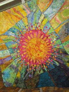 Panos e Pontos: Quilt e Patchwork: Gramado 2009  trabalho de Doris Suely Teixeira