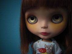 Freddie.... | And her new eyes orderd these on Etsy from pho… | Flickr