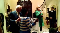Black Lives Matter interrupts Hillary at private $500/person event in So...