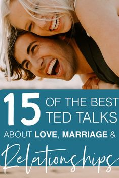 TED Talks are amazing resources for information and these are some of the best TED Talks filled with marriage advice, love lessons and relationship tips. #tedtalks