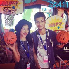 Photos: Chrissie Fit Had Fun With Jordan Fisher