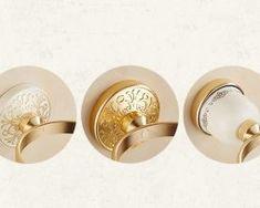 Mosadzný retro držiak na WC kefu v rôznych prevedeniach Cufflinks, Stud Earrings, Retro, Accessories, Jewelry, Jewlery, Jewerly, Stud Earring, Schmuck