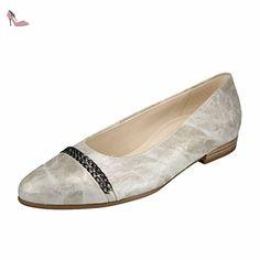 Gabor, 42.613.33, beige/33puder - Beige - Beige, 8 - Chaussures gabor (*Partner-Link)