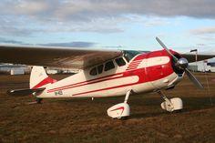 cessna 195 | Cessna 195 - Recreational Pilots | Australian Aviation Image Gallery