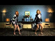 "Lanvin Fall:Winter 2011 Campaign Video    Models Karen Elson, Raquel Zimmermann, Lowell Tautchin, Milo Spijker dance to Pitbull's ""I Know You Want Me"" wearing Lanvin's fall/winter 2011 collection."