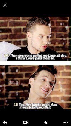 LOUIS!!! XD hahaha!!!!