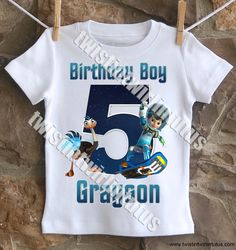 Super high quality Miles from Tomorrowland birthday shirt only $19.99!