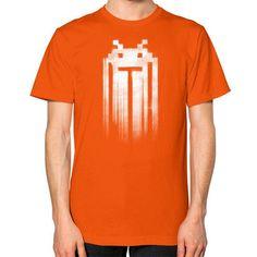 Space Punisher Unisex T-Shirt (on man)