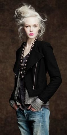 CAbi's Beautiful Moto Jacket! Let me get it for you!!$138 great overall look