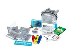 So cute! Mini Emergency kits for all occasions. Could be fun to DIY, but they're only $16.