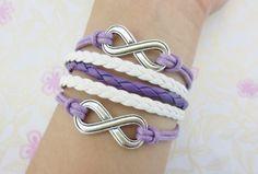 Welcome to my shopInfinity Bracelet bracelet  by GreatBracelet, $5.99