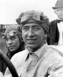 The great Jimmy Murphy won the 1922 Indy 500. Born and raised in the Mission in San Francisco and died racing in Syracuse on September 15, 1924.