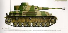 Panzer Iv, Model Tanks, Battle Tank, Military Equipment, German Army, World War I, Armed Forces, Military Vehicles, Wwii