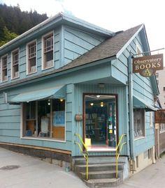 The Observatory Bookshop, Alaska