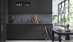 IKEA köksskåp och köksluckor