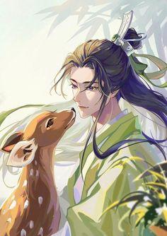 Chinese Cartoon, Movies And Series, Open Art, Handsome Anime Guys, Chica Anime Manga, Boku No Hero Academy, Chinese Art, Art Pictures, Design Art