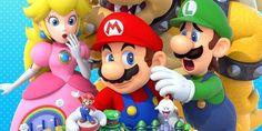 Muestran trailer de lanzamiento de Mario Party 10