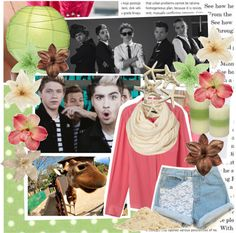 """""""/// oh I just wanna show you off to all of my friends, makin them drool down their chinny chin chins ♥"""" by xoelora-horan ❤ liked on Polyvore"""