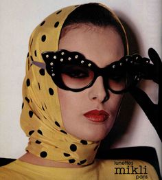 Alain Mikli Sunglasses  Ines de la Fressange
