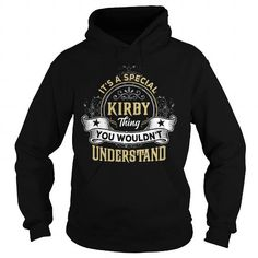 I Love KIRBY KIRBYYEAR KIRBYBIRTHDAY KIRBYHOODIE KIRBYNAME KIRBYHOODIES  TSHIRT FOR YOU T-Shirts