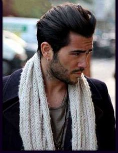 Fashionable Medium Hairstyles 2014 For Men – Fashion Quick