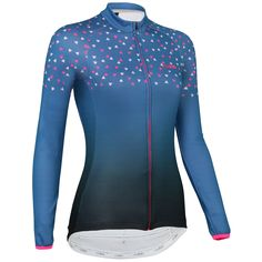 Wiggle | dhb Blok Women's Long Sleeve Micro Roubaix Jersey | Long Sleeve Cycling Jerseys