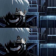 ⚫️Kaneki Ken⚪️ Anime: Tokyo Ghoul