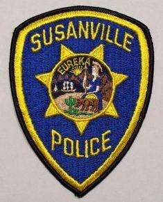 Susanville California Police