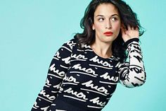 Jenny Slate is the ultimate fantasy BFF. You just know this girl would get you involved in some wild hijinx that you would never forget.