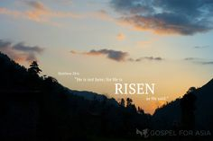 Download this free Easter background as a reminder that, yes, Jesus IS risen, just as He said!